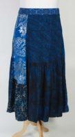Wild Woman Batik Patchwork Skirt (2 Colors)