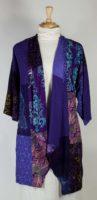 Wild Woman One Size Patchwork Kimono (4 Colors)