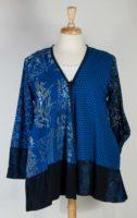 Wild Woman One Button Kimono (2 Colors)